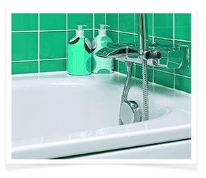 scrubbing bubbles - cómo limpiar un baño