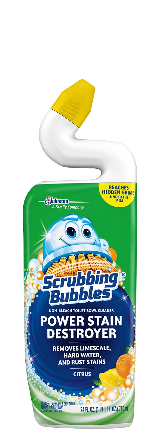 Scrubbing Bubbles Extra Power - Citrus