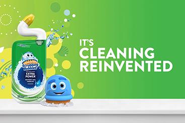 scrubbing bubbles - cómo utilizar el extra power