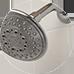 muestra de ducha