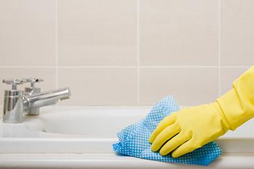 Cómo limpiar baldosas y juntas